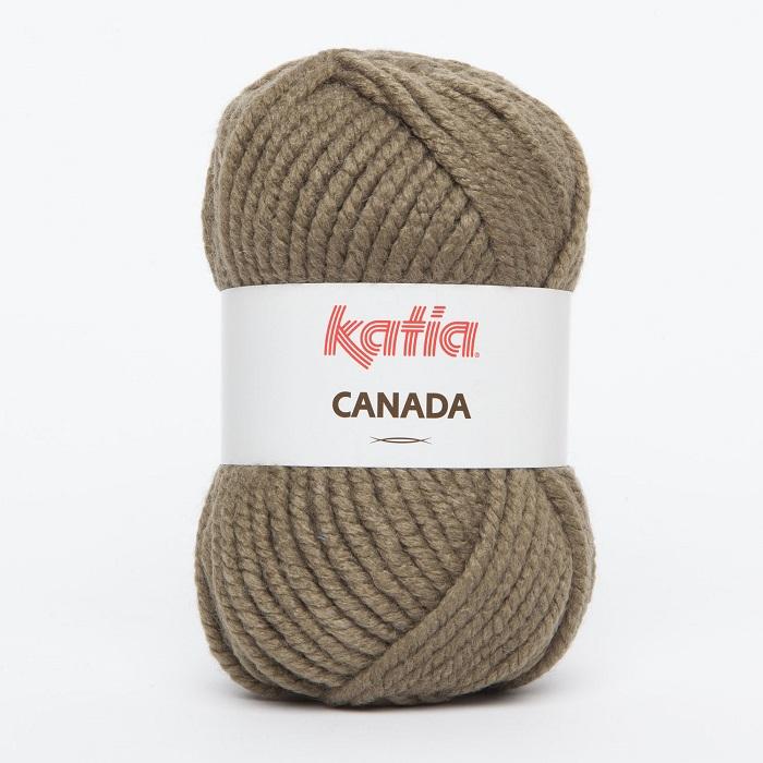 Garn, Canada, 15452-40, braun