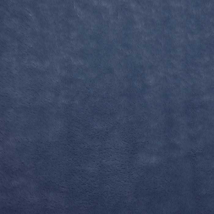 Velur coral, obojestranski, 18857-7, modra