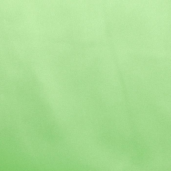 Saten, poliester, 3093-31E, zelena