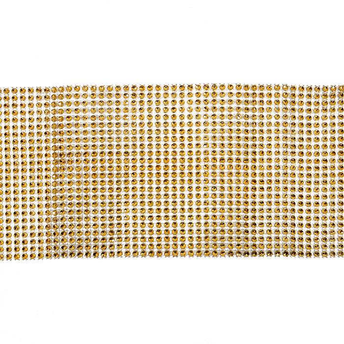 Mreža, okrasna, 18903-100, zlata