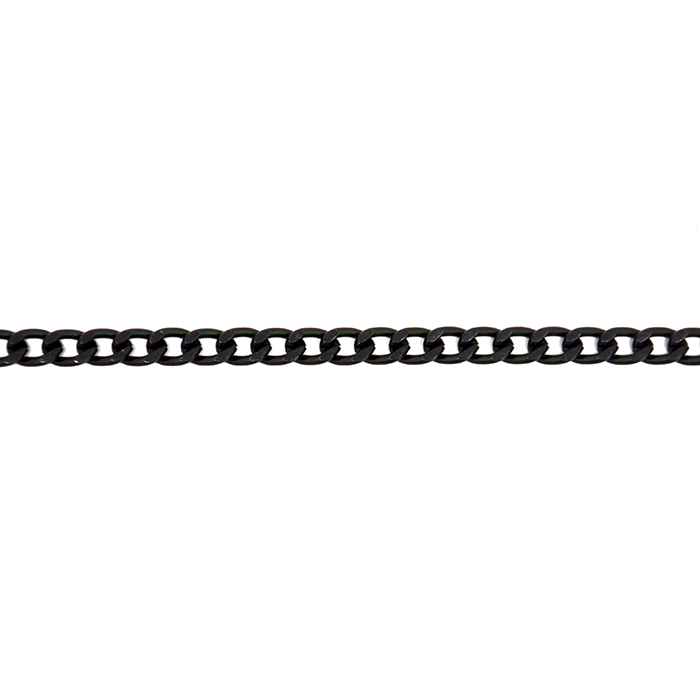 Verižica, 6 mm, 18904-016, črna