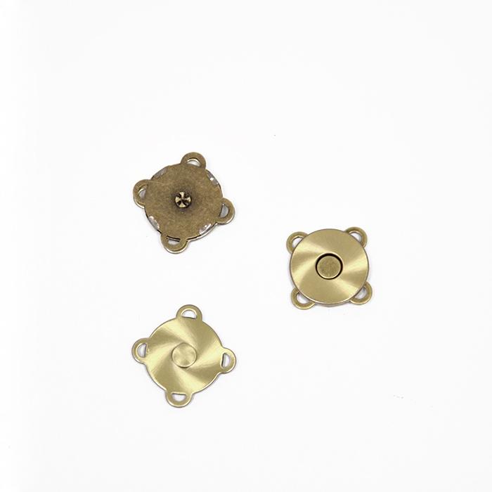 Magnetni pritiskač, 18906-20102, zlata