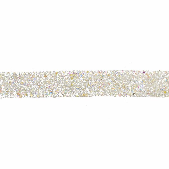 Trak, kristali, 20 mm, 18044-099, crystal AB