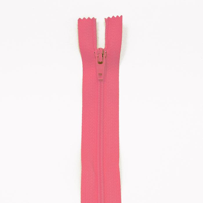 Zadrga, spiralna, 20cm, 4mm, 18303-538, roza