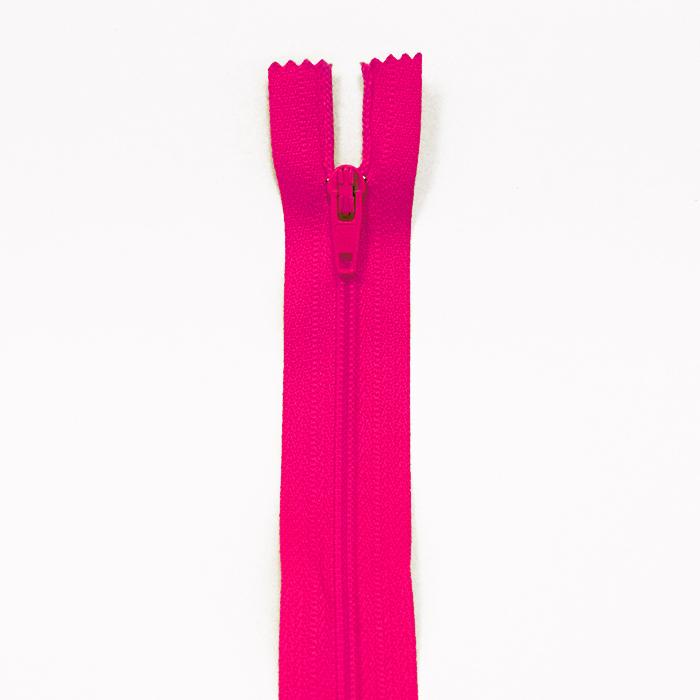 Zadrga, spiralna, 20cm, 4mm, 18303-544, roza
