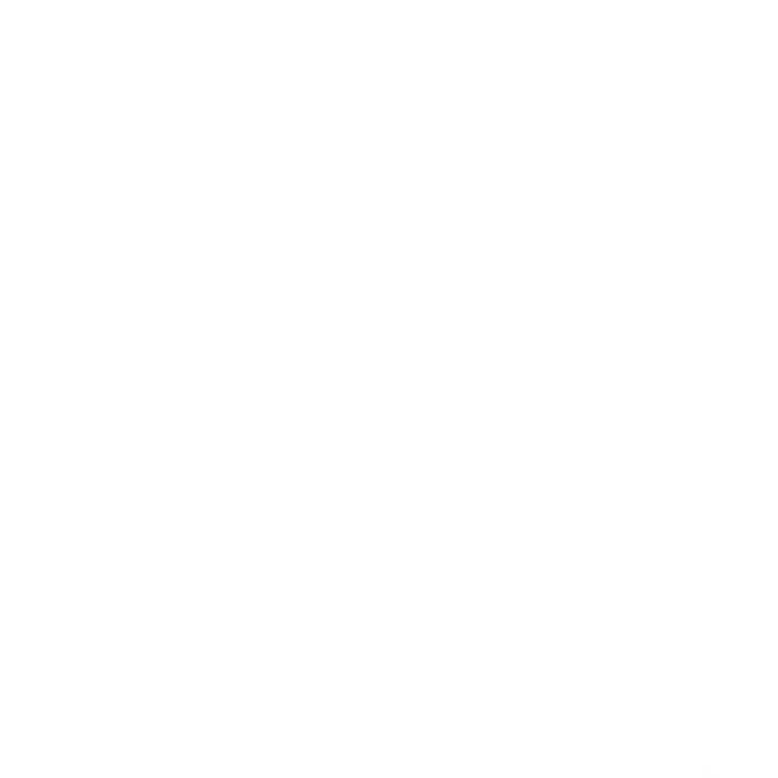 Pletivo, gusto, 18898-07, bijela