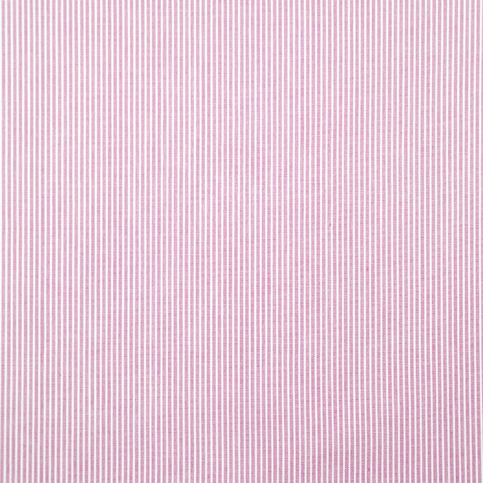 Bombaž, poplin, črte, 18995-2, roza