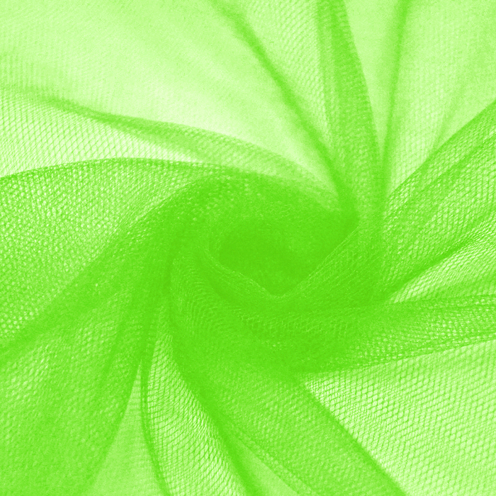 Til mehkejši, svetleč, 15884-66, fluo zelena