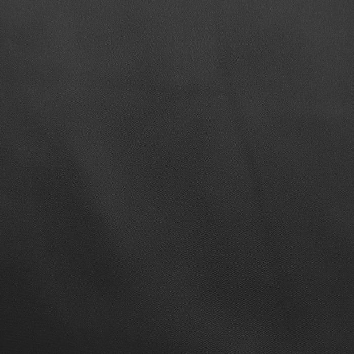 Saten, poliester, 3093-35, črna