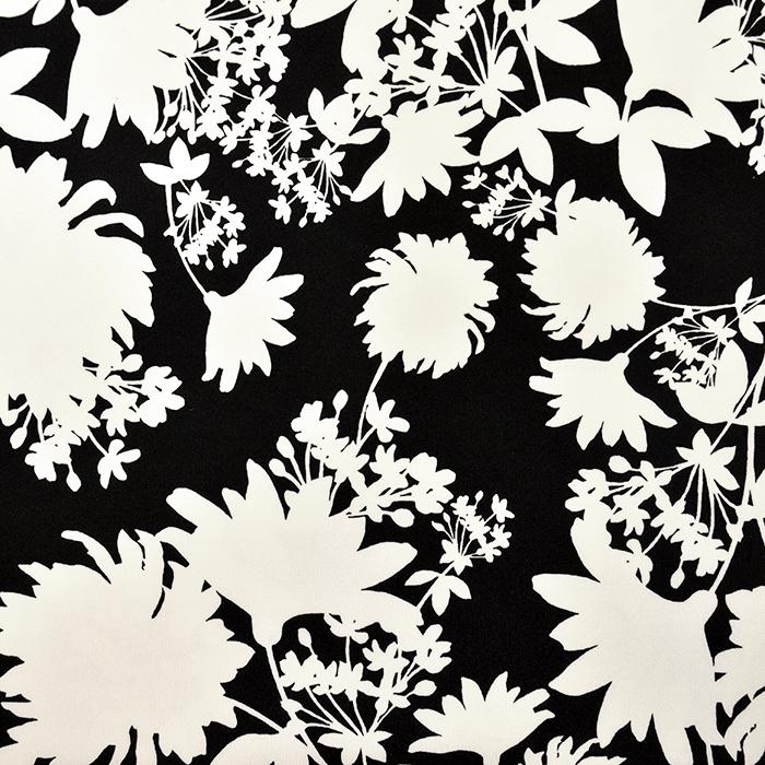 Jersey, poliester, cvetlični, 18992-30