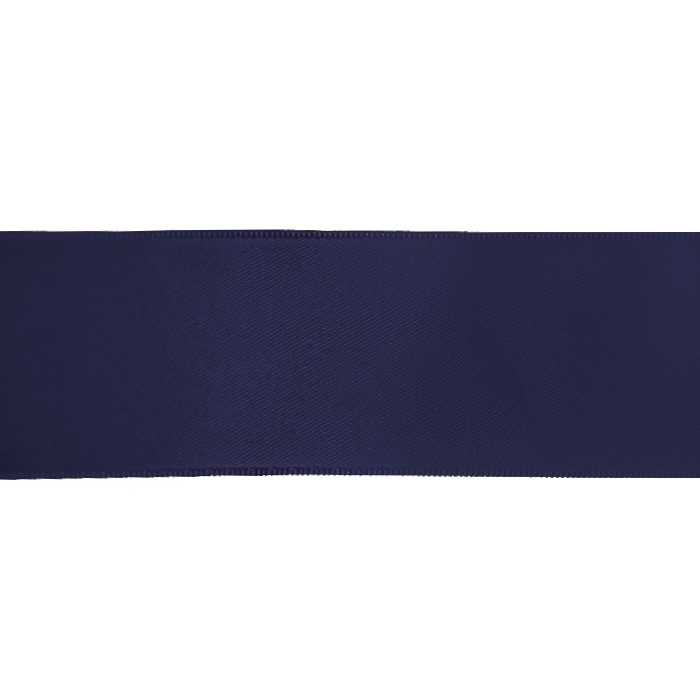 Trak, saten, 40mm, 15461-1173, temno modra