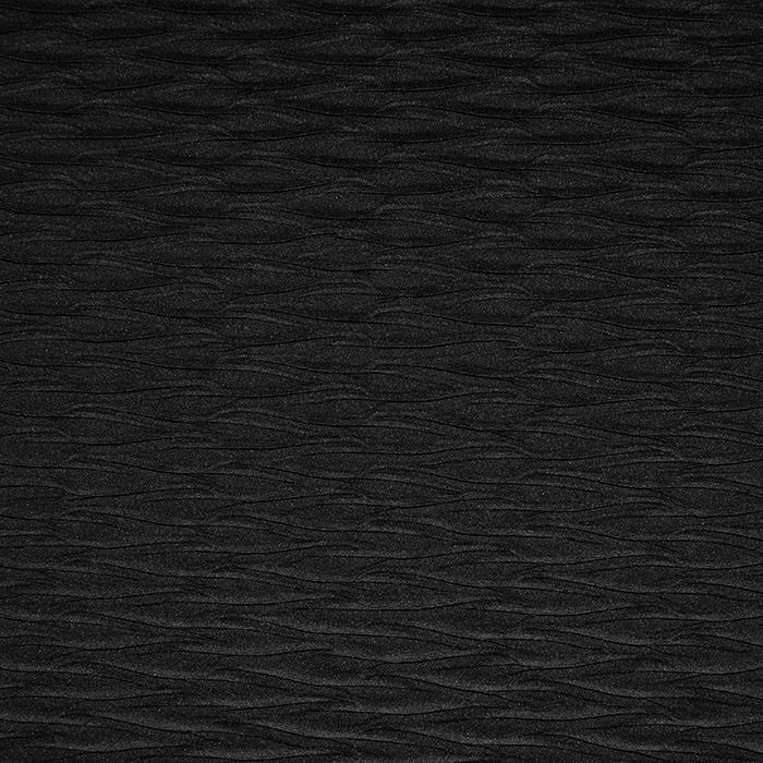 Jersey, tekstura, 18992-58, črna