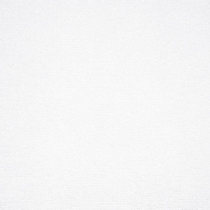 Frotir s PVC premazom, 19036-003, bela