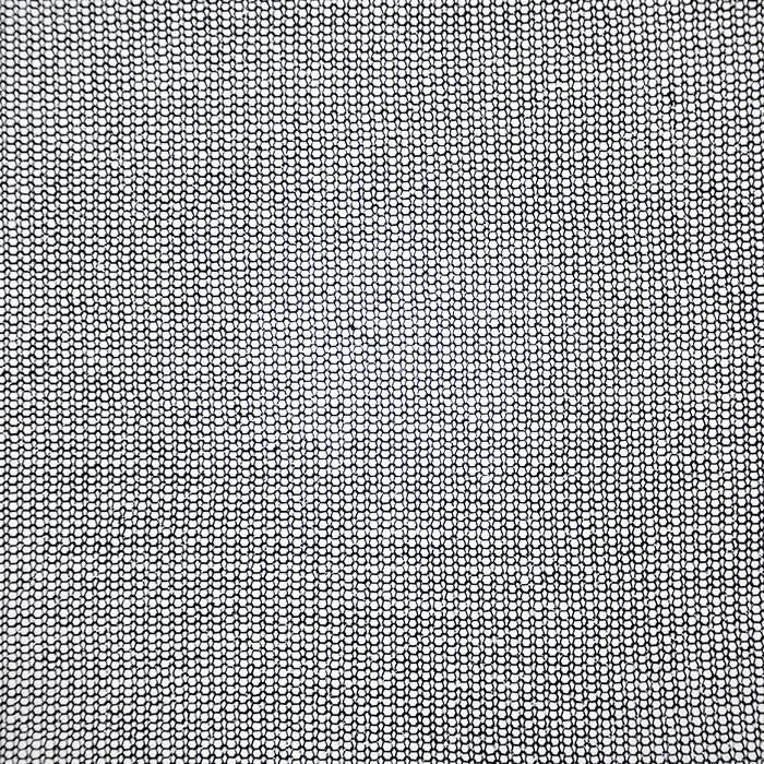 Pletivo, poliester, 18467-3, črna