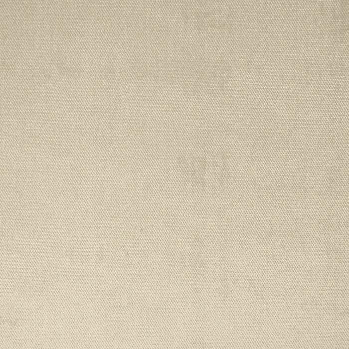 Dekostoff, Samt, Melon, 17021-005, creme