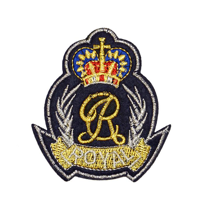 Našitek, Royal, 19268-001