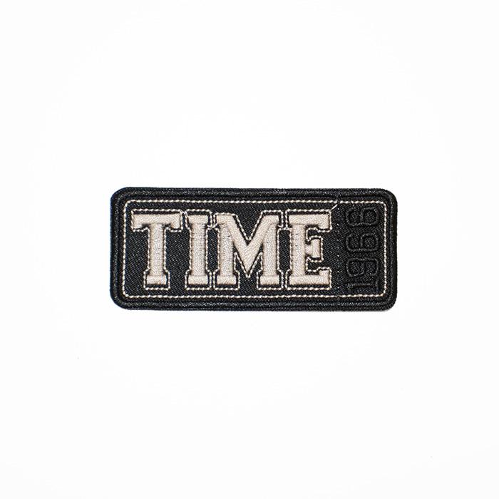 Prišivak, Time, 19274-008, crna