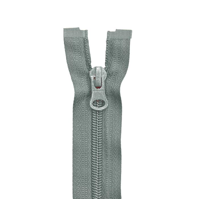 Zadrga, deljiva 70 cm, 06 mm, 18301-720, siva