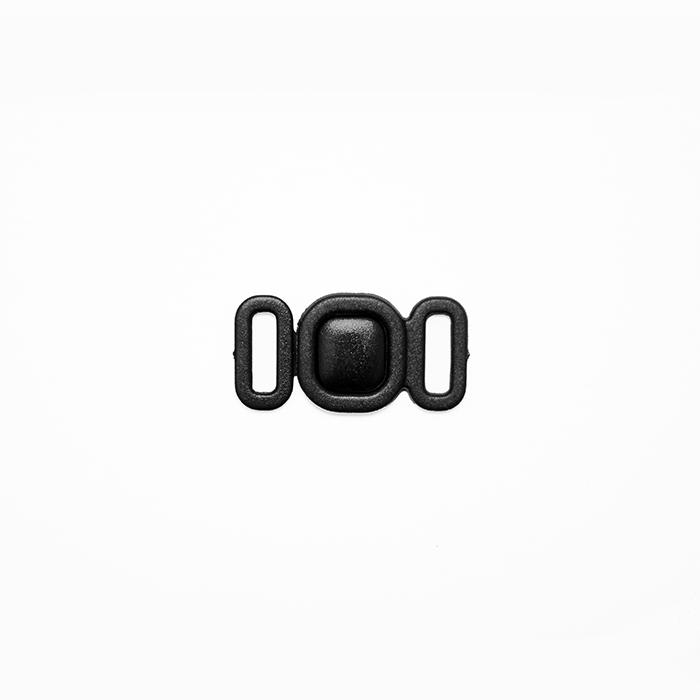 Zaponka za kopalke, 10mm, 19266-002, črna