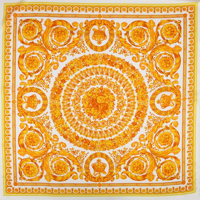 Svila, saten, ornamentni, 19426-006