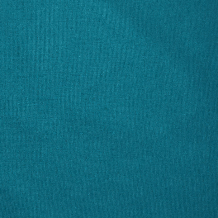 Pamuk, popelin, 16386-47, tirkizna