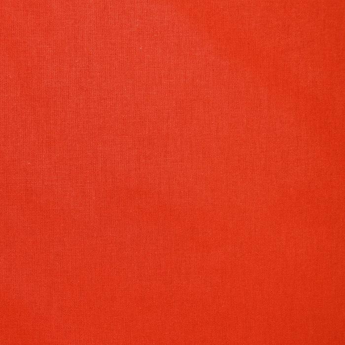 Pamuk, popelin, 16386-69, crvena