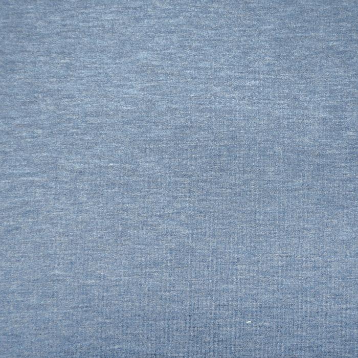 Jersey, melanž, 13336-251, modra