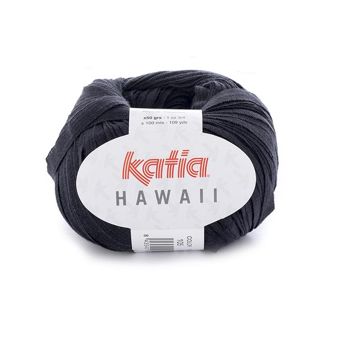 Preja, Hawaii, 19558-105, črna
