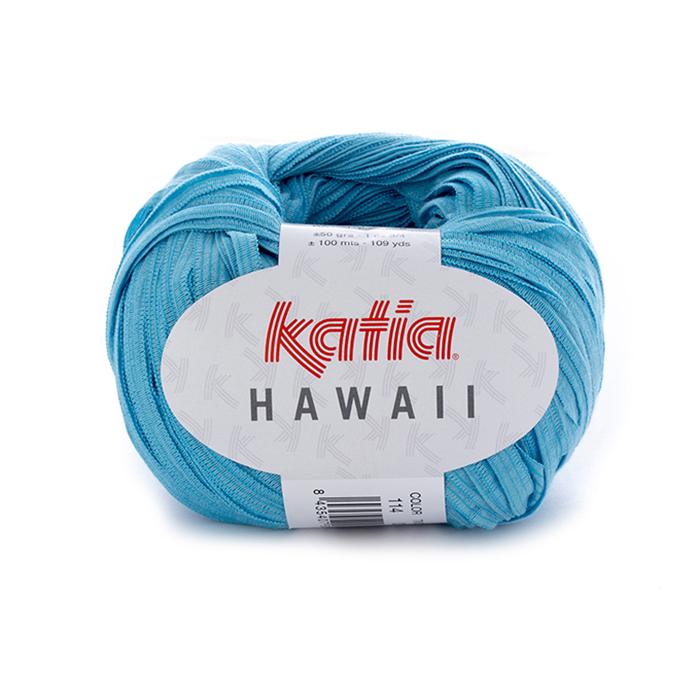 Garn, Hawaii, 19558-114, türkis