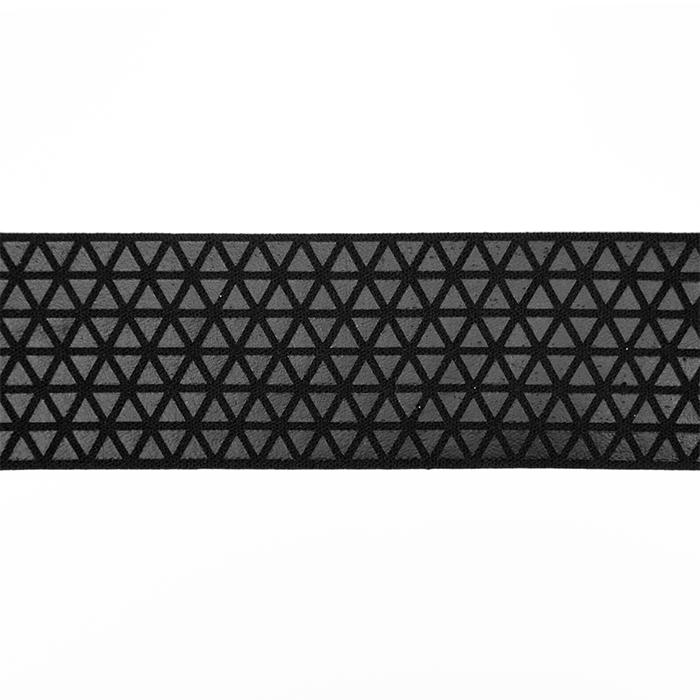 Elastika, okrasna, 50mm, 19598-002, črna