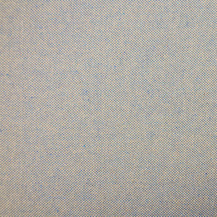 Deko Jacquard, melange, 19635-704, blau-beige