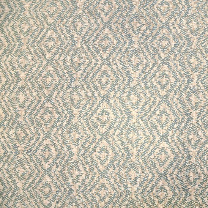 Deko žakard, geometrijski, 19641-001, bež-petrol