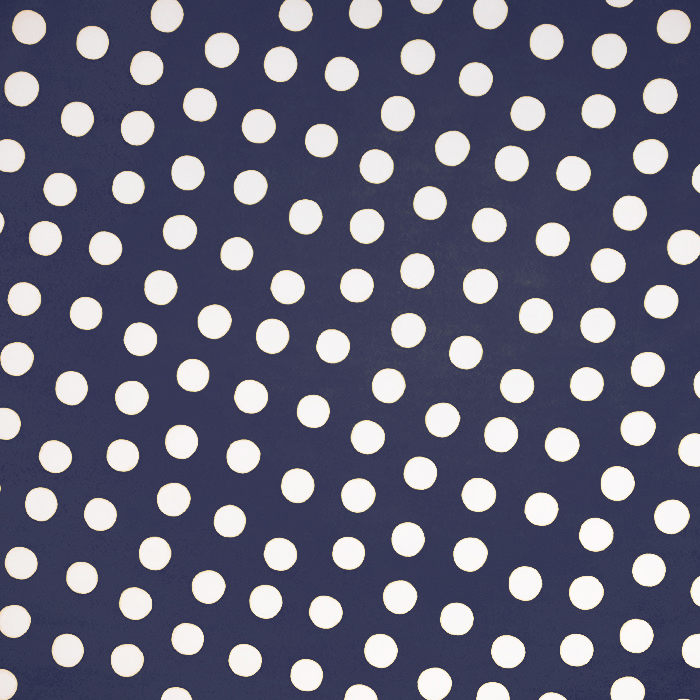 PVC za dežne plašče, pike, 19115-3001, modra