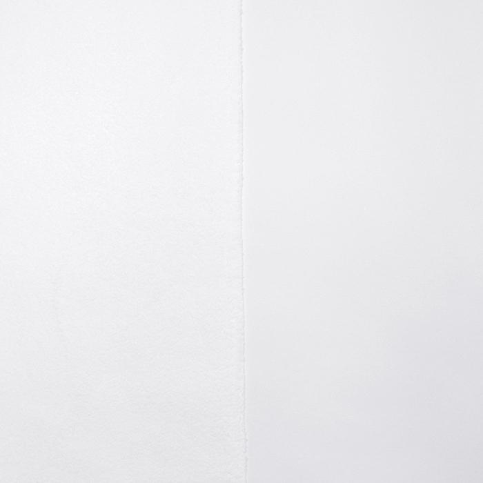 Softshell, velur, 17072-002, bela