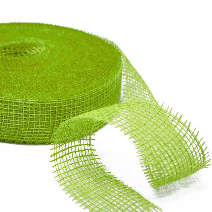 Juta, trak, 50mm, 15427-6250, svetlo zelena