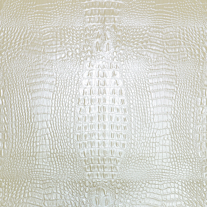 Umetno usnje Timsah, 19795-2, biserna