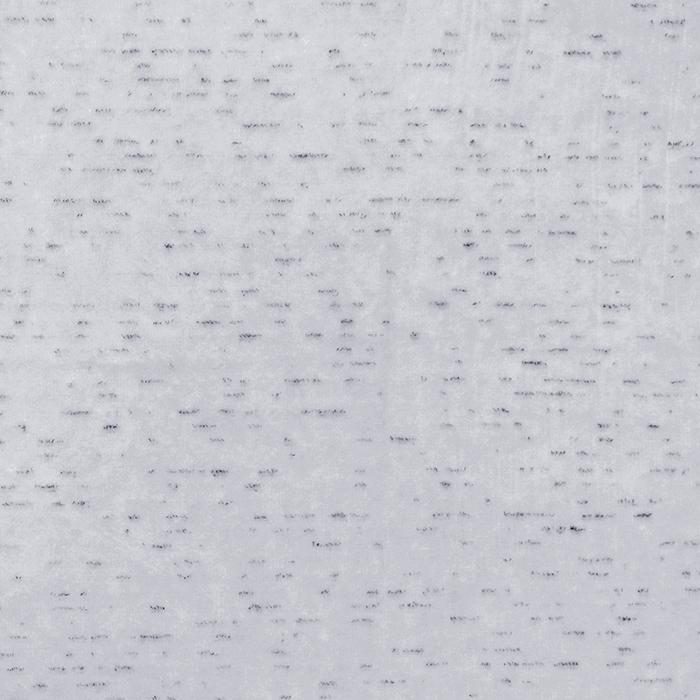 Pliš bombažen, melanž, 19810-063, siva