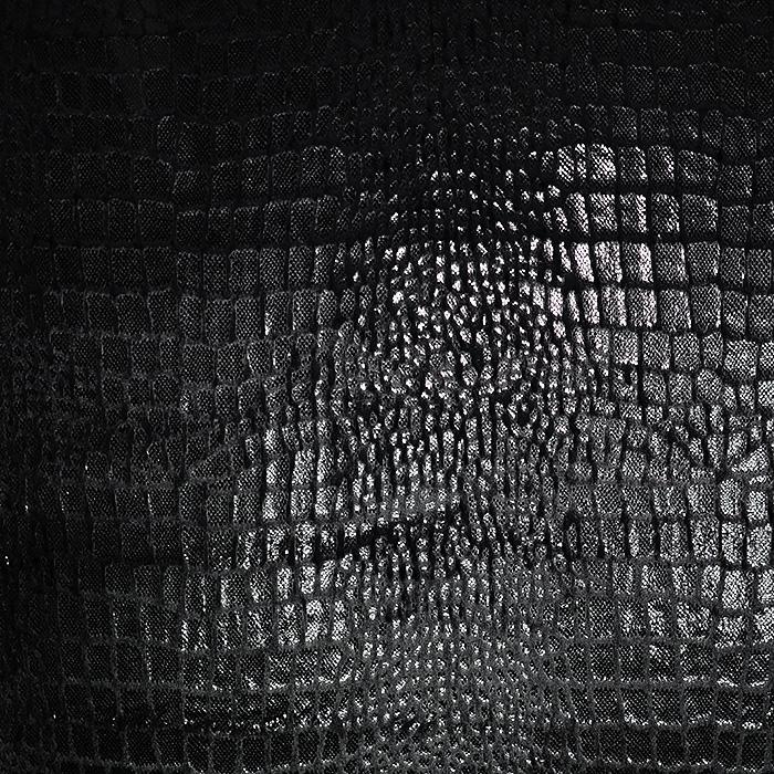 Umetno krzno, živalski, 19814-069, črna