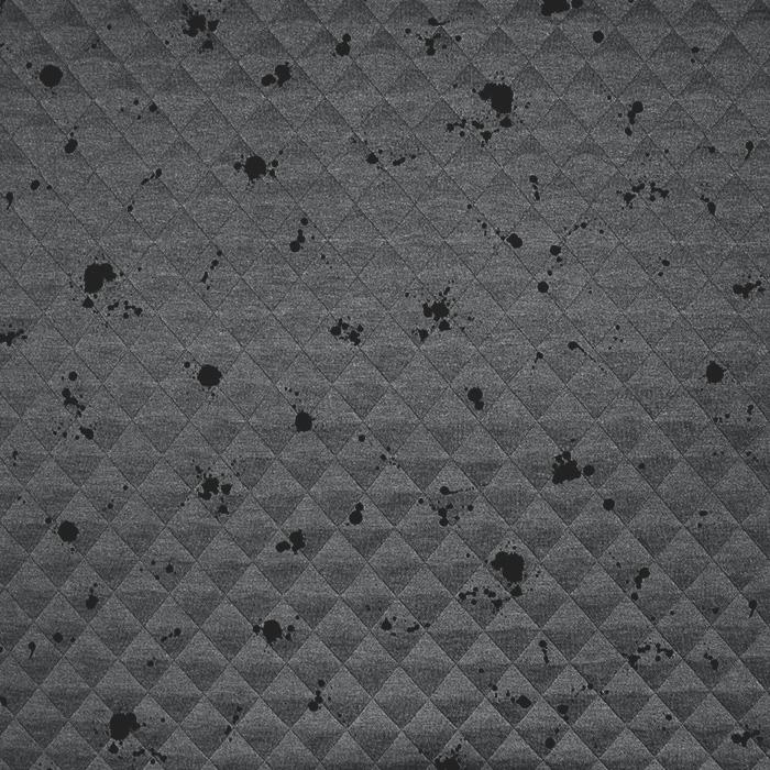 Pletivo, debelejše, kare, 19717-068, temno siva