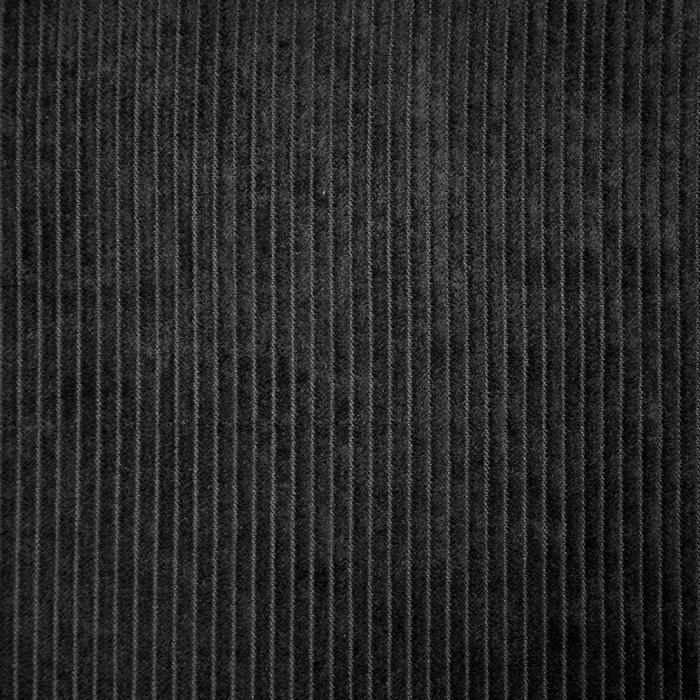Žamet, bombaž, 19917-001, črna
