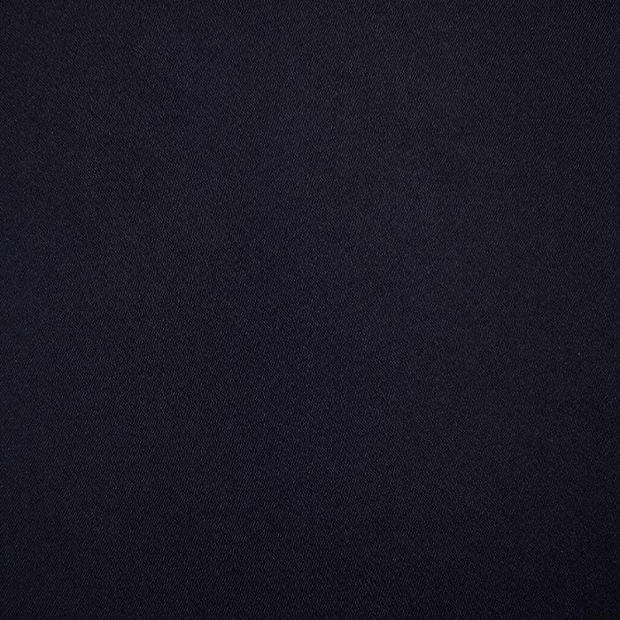 Saten, mikropoliester, 19879-600, temno modra