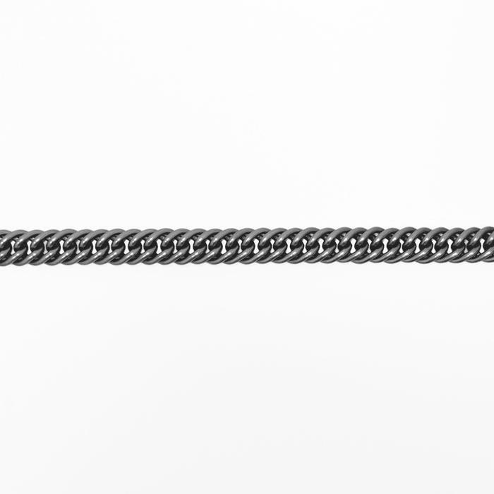 Verižica, 16mm, 19588-031, temno srebrna