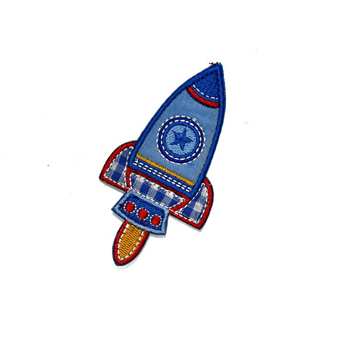 Našitek, otroški, 20035, modra