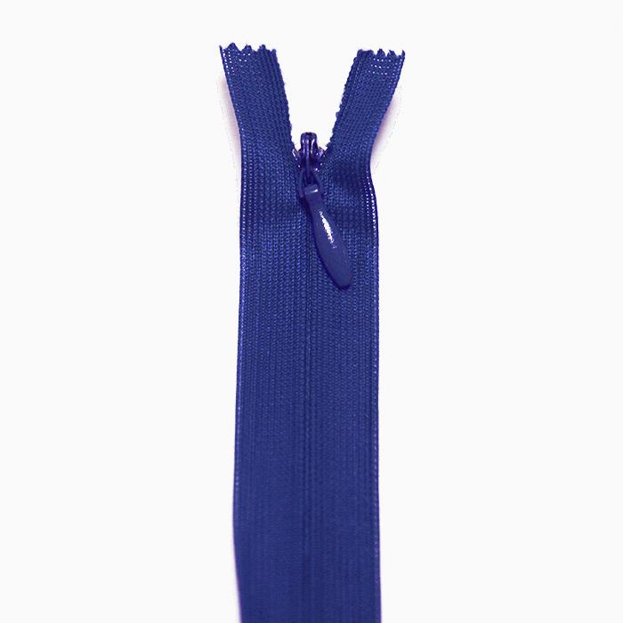 Zadrga, skrita, 22 cm, 18297-625, modra