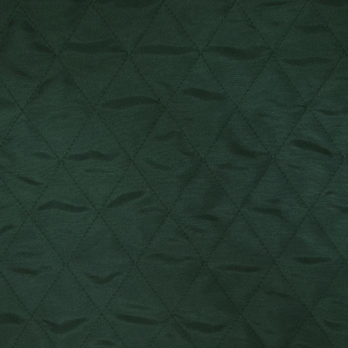 Steppstoff, Karo, 20076-03, grün