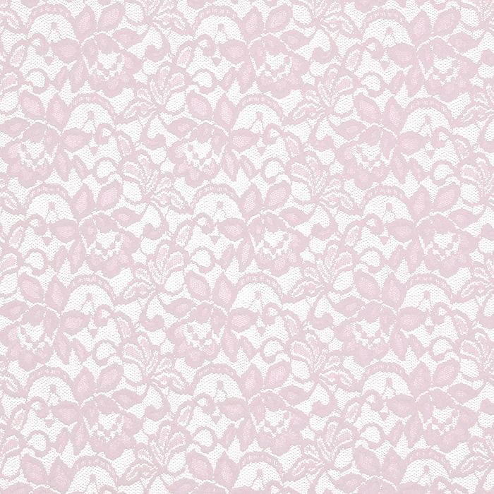 Čipka, elastična, cvetlični, 20083-032, roza