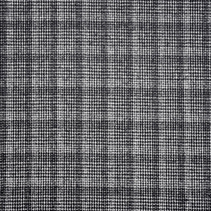 Vuna, kostimska, kare, 20108-2, crno-bijela