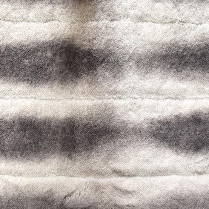 Krzno, umetno, kratkodlako, črte, 20134-85
