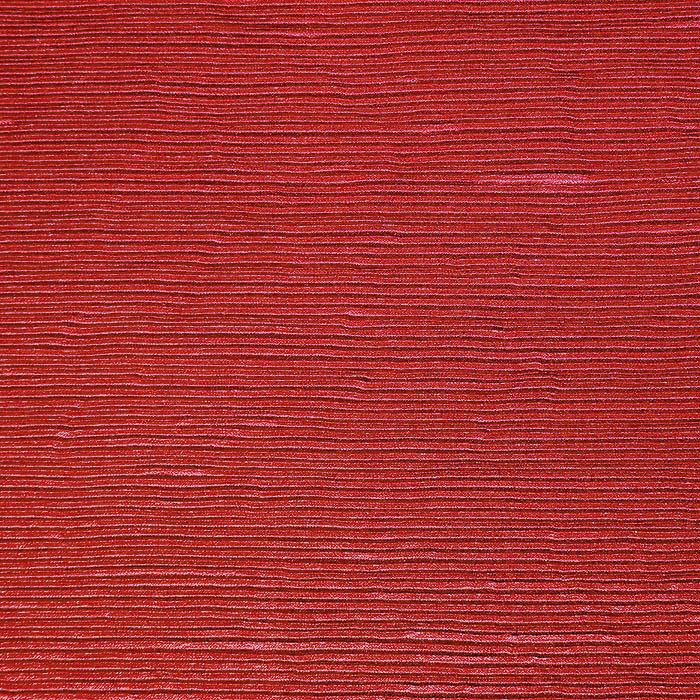 Saten, plise, 19885-426, rdeča
