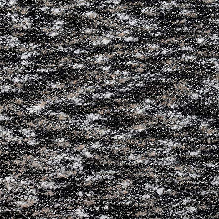 Pletivo, bukle, volna, 20149-15, rjava